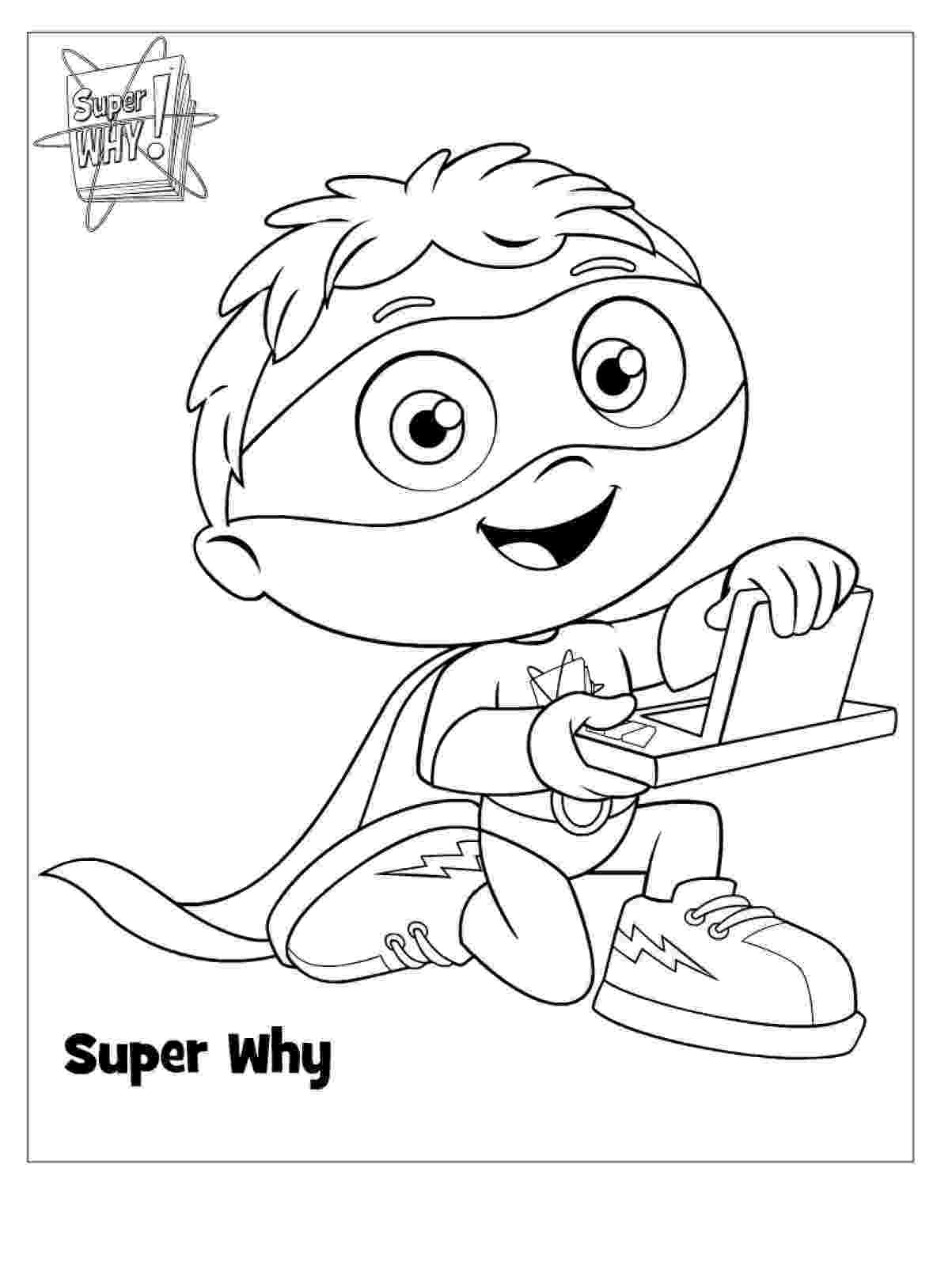 super colouring pages super why coloring pages best coloring pages for kids pages super colouring