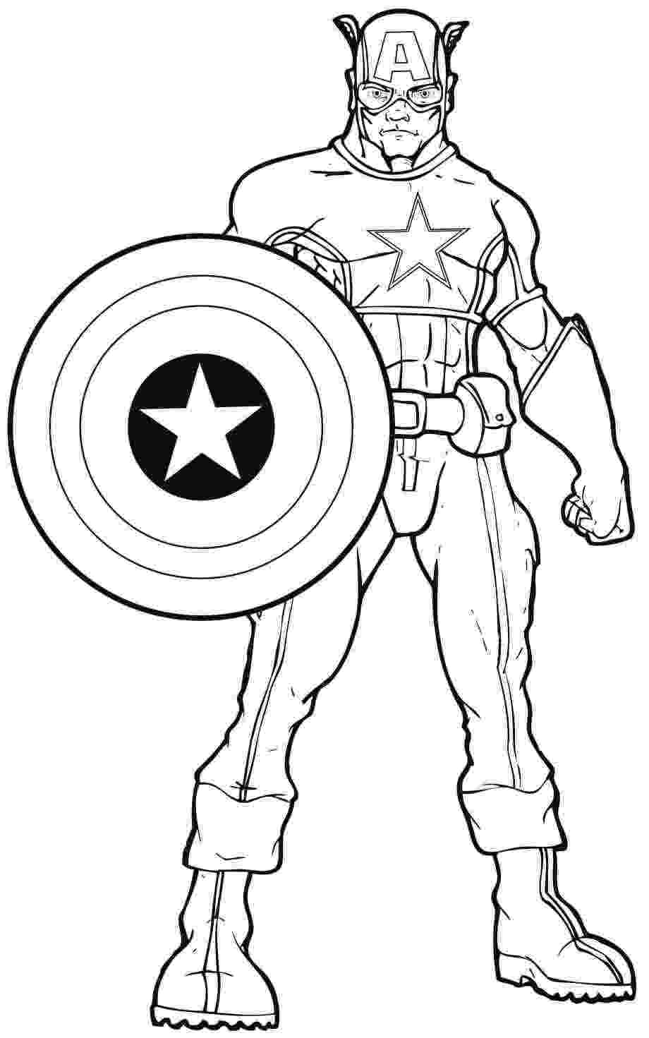 super hero coloring pages printable thor coloring pages for kids cool2bkids super coloring hero pages