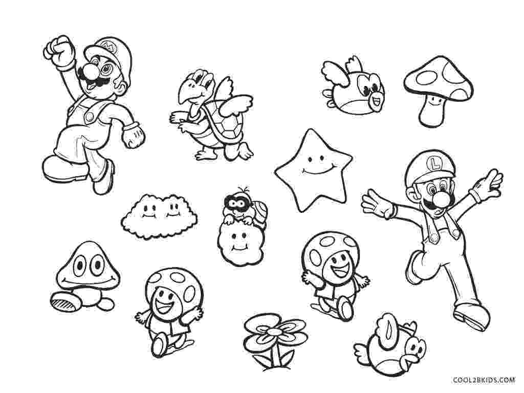 super mario bros pictures to print and colour 26 best images about coloriages super mario on pinterest print and super mario bros to pictures colour