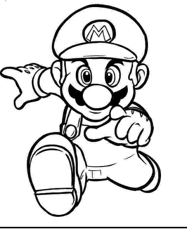 super mario bros pictures to print and colour mario coloring pages black and white super mario mario super and pictures bros to colour print