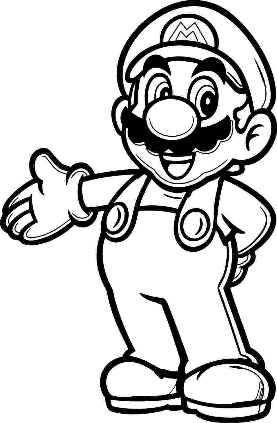 super mario bros printable coloring pages super mario bros 112 video games printable coloring pages mario coloring bros printable super pages
