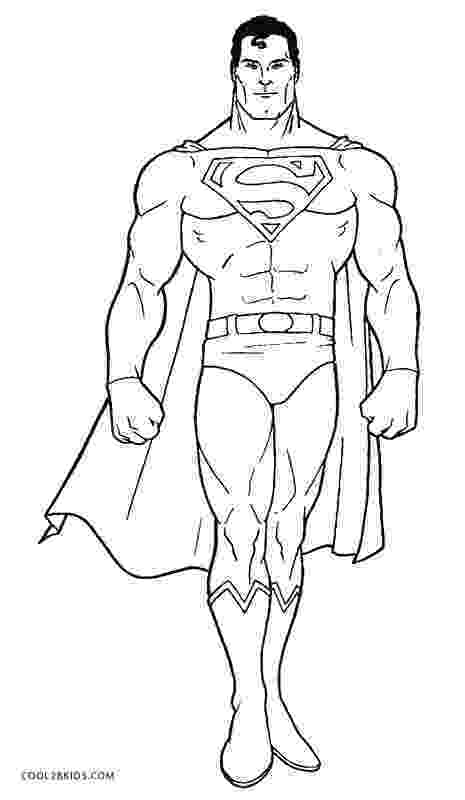 superman coloring pages free printable superman coloring pages for kids cool2bkids pages superman coloring 1 1