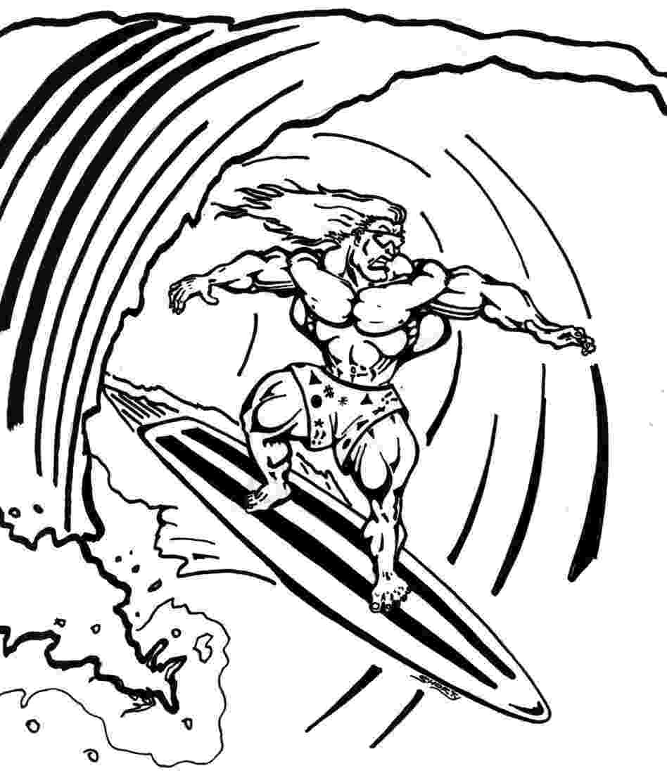 surfboard to color surfboard coloring pages to download and print for free surfboard to color 1 1