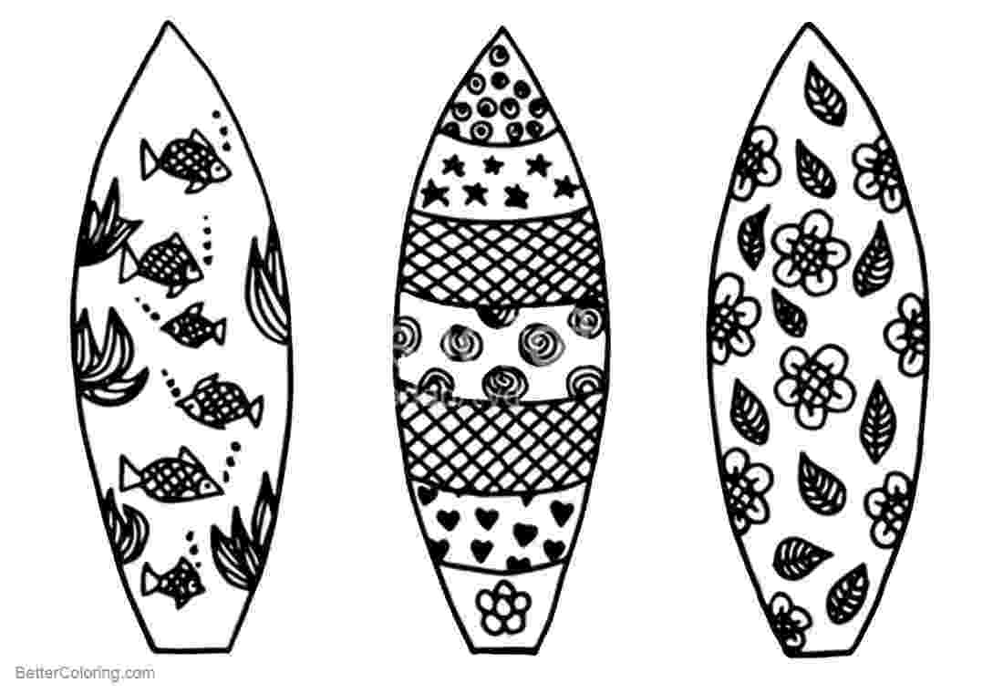 surfboard to color surfboard coloring pages to print bltidm surfboard to color