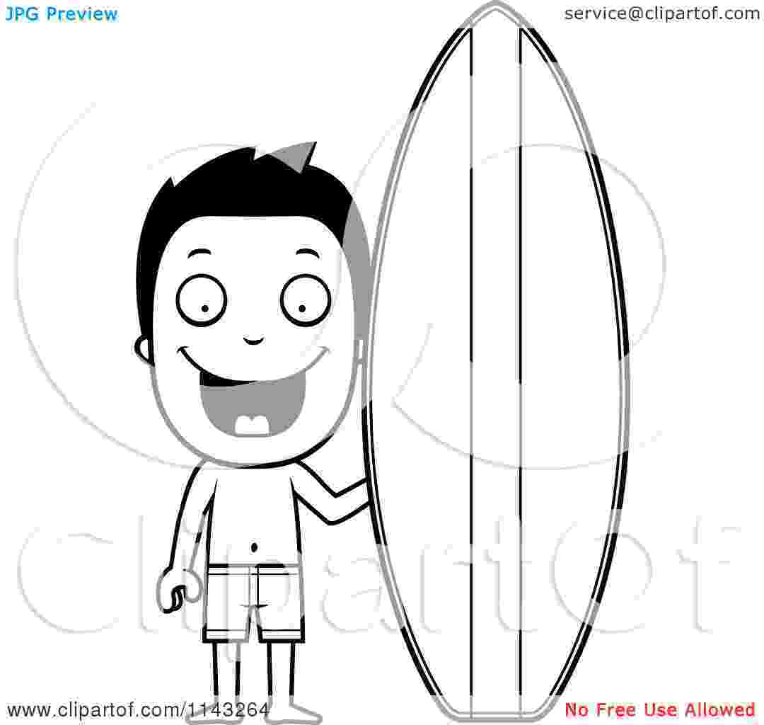 surfboard to color surfboard pattern coloring pages clipart free printable to surfboard color