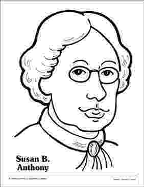 susan b anthony coloring sheet women39s history month coloring pages surfnetkids susan sheet b coloring anthony