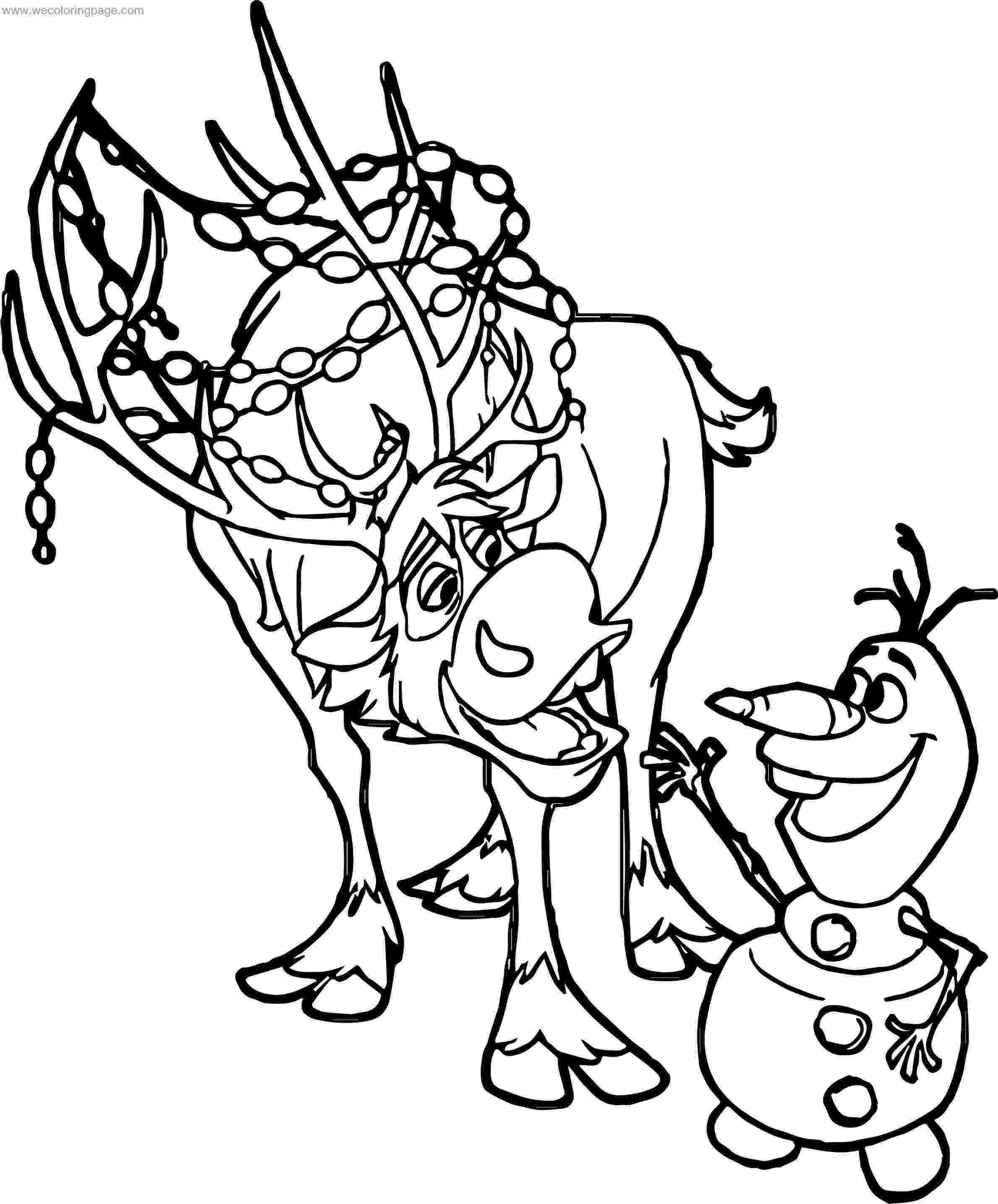 sven coloring pages 42 frozen sven coloring pages frozen coloring pages sven coloring pages