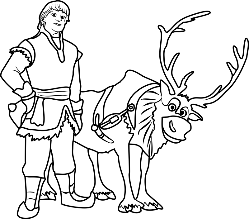 sven coloring pages the best free sven drawing images download from 65 free pages coloring sven