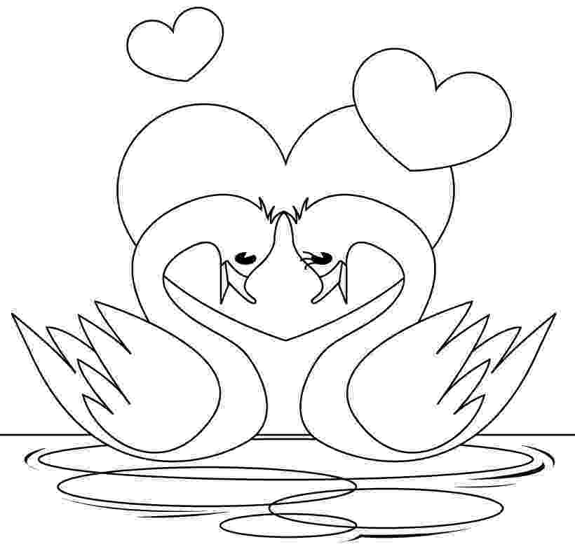 swan coloring swan coloring page free printable coloring pages coloring swan