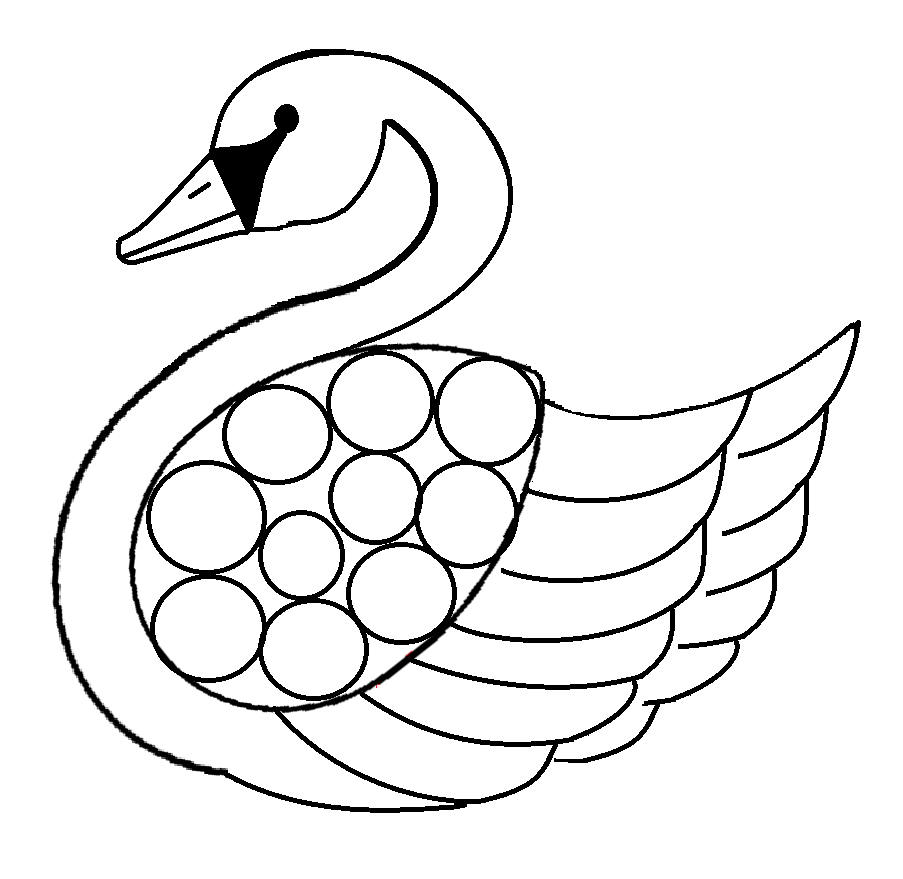 swan coloring swan coloring pages to download and print for free swan coloring