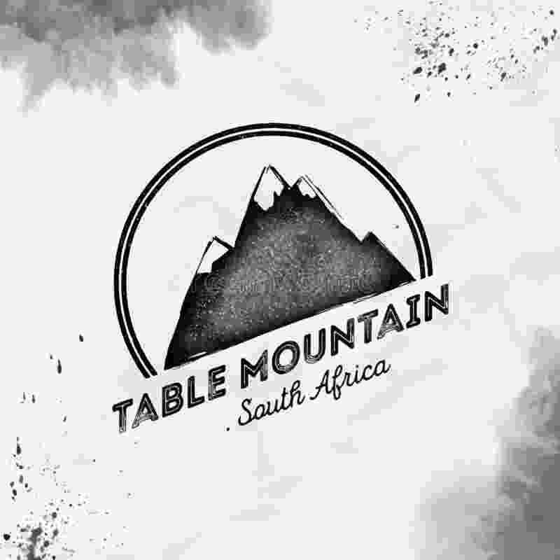 table mountain vector royalty free table mountain cape town clip art vector table vector mountain