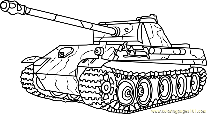 tank pictures to color coloring page japanese tank color to pictures tank