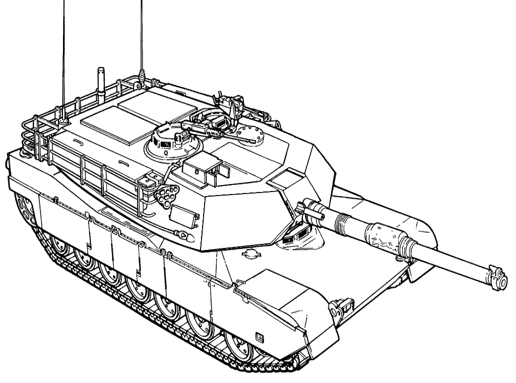 tank pictures to color coloring page medium tank color pictures to tank