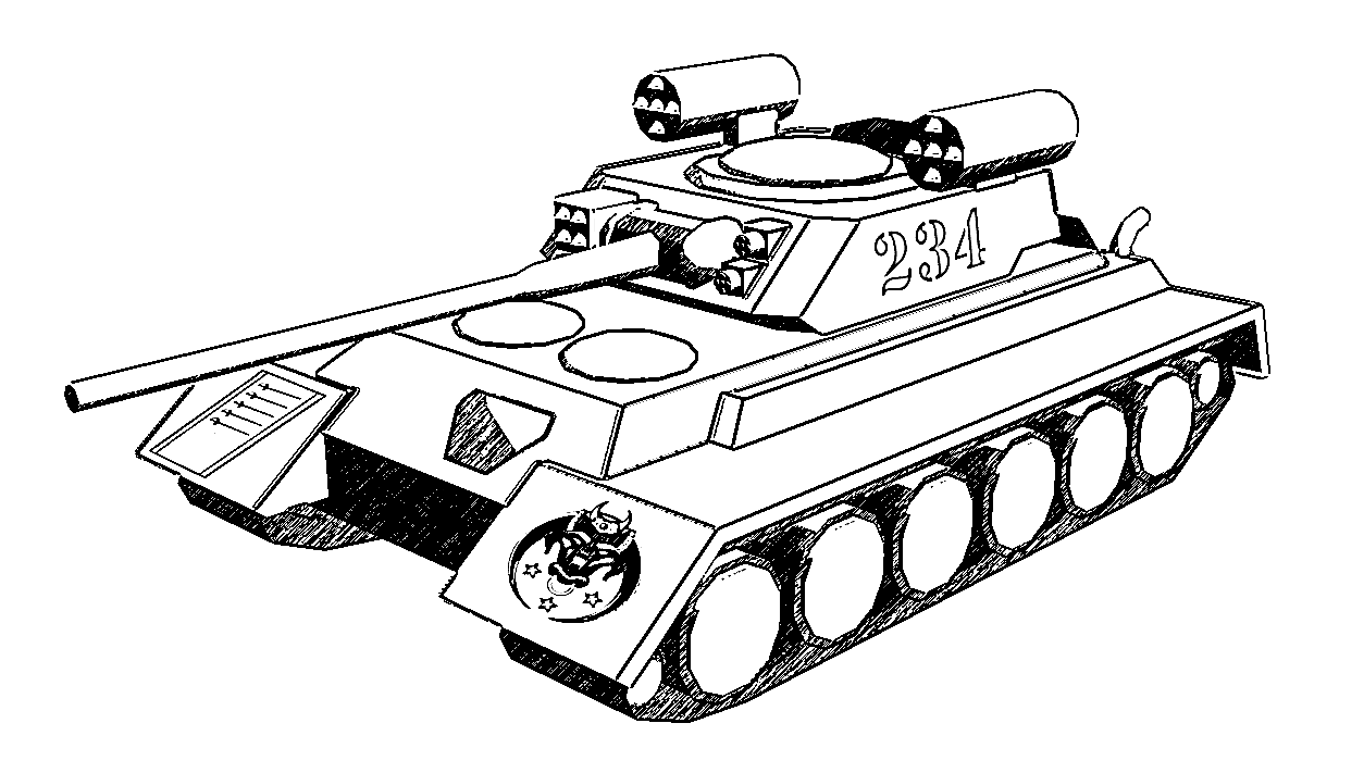 tank pictures to color military tank drawing at getdrawings free download color pictures tank to