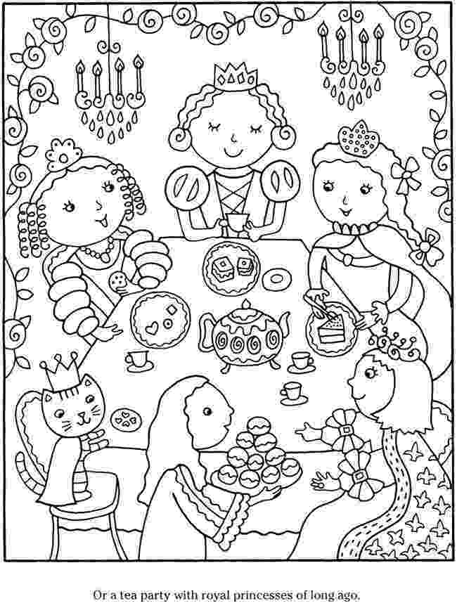 tea party coloring pages 155 best coloring pages images on pinterest coloring coloring party pages tea