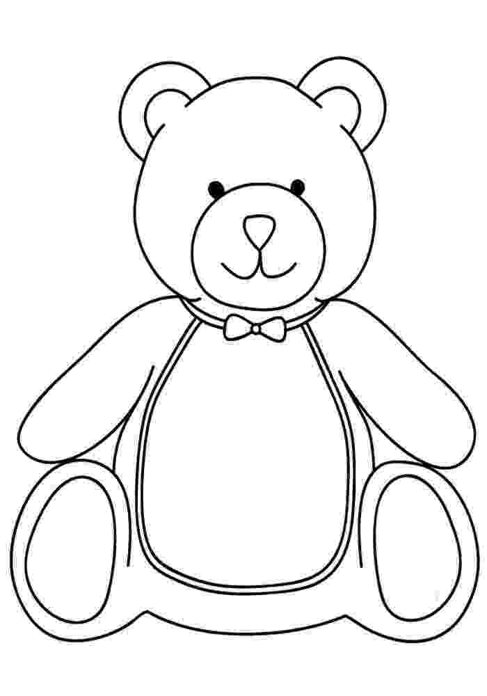 teddy bear coloring pictures free printable teddy bear coloring pages technosamrat coloring bear teddy pictures