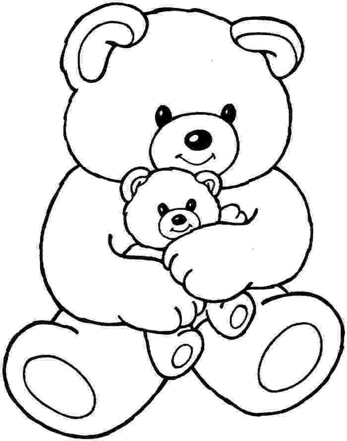 teddy bear coloring pictures free printable teddy bear coloring pages technosamrat pictures coloring bear teddy