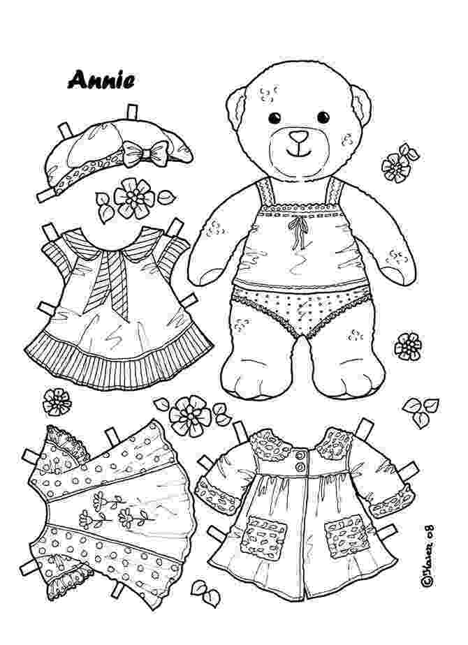 teddy bear paper dolls pin by linda modrall on paper dolls 10 paper dolls dolls teddy bear paper