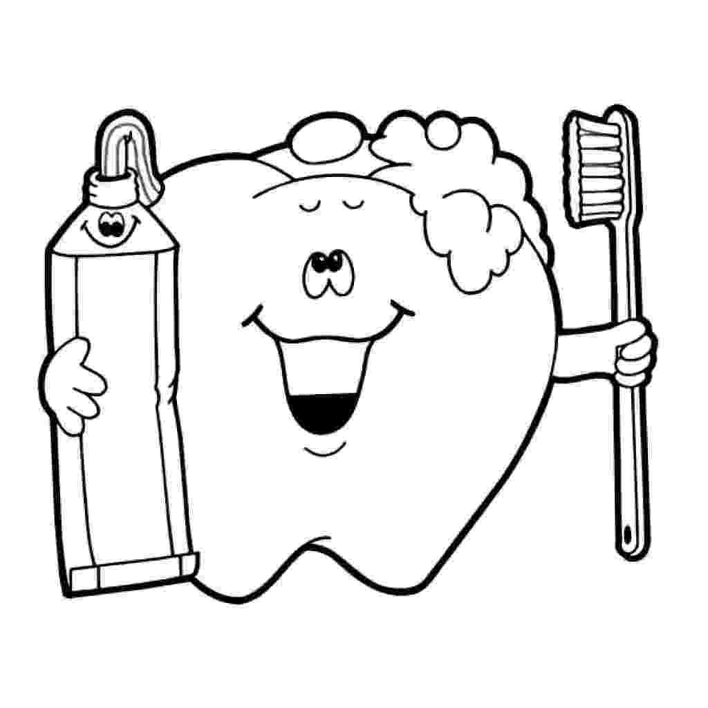 teeth coloring page brushing teeth coloring pages coloring home teeth coloring page