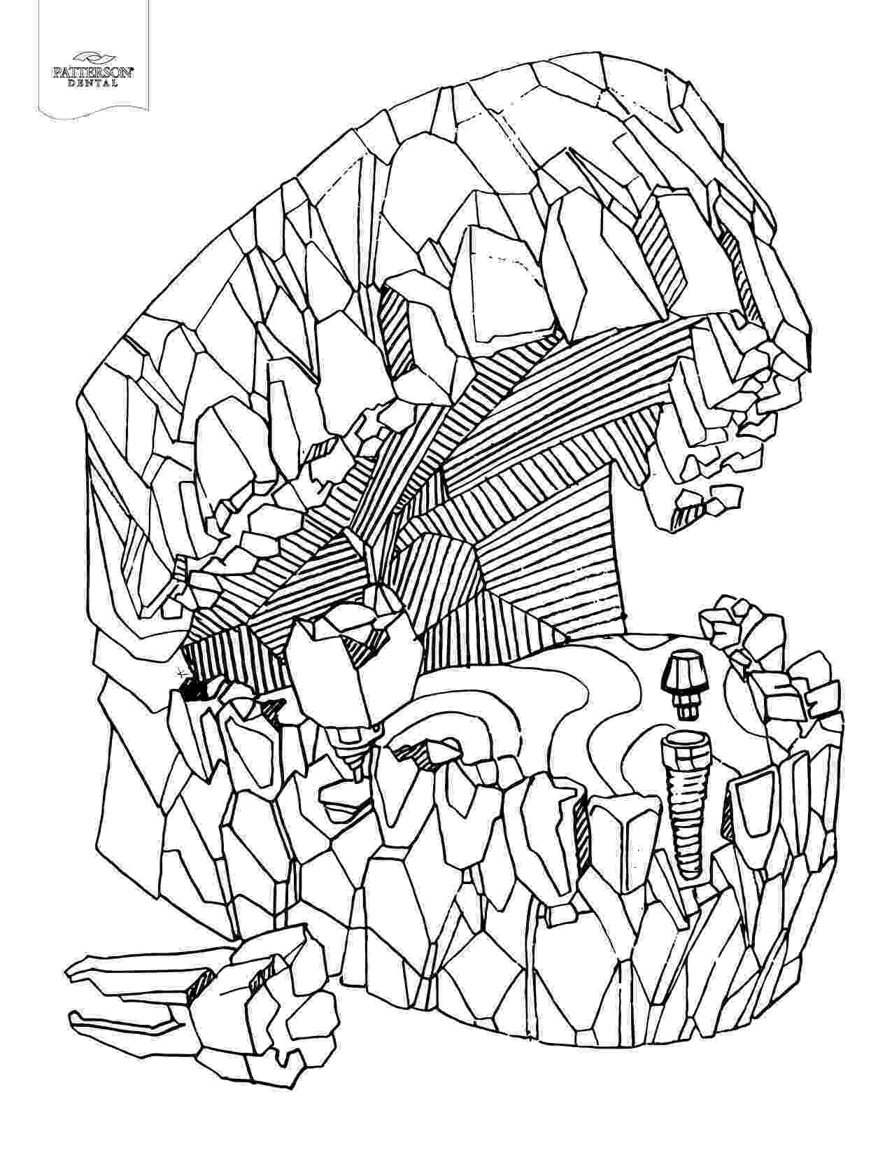 teeth coloring page dental health and teeth printable pages and worksheets a coloring teeth page