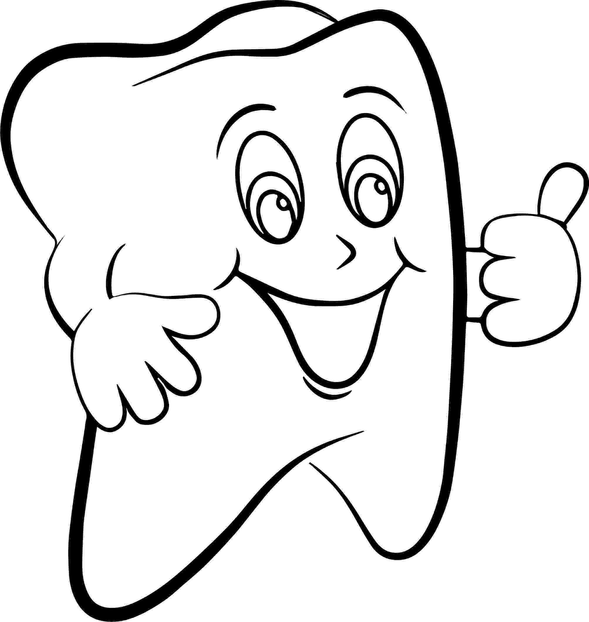 teeth coloring page fun coloring pages dentaltooth coloring pages page coloring teeth
