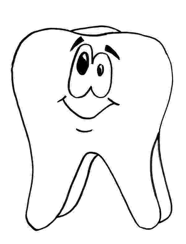 teeth coloring page tooth coloring page google search dental health month teeth coloring page