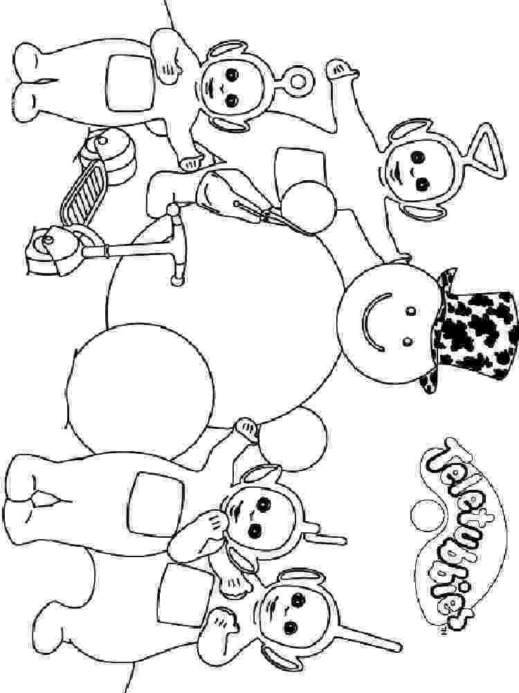 teletubbies coloring teletubbies coloring pages learn to coloring coloring teletubbies 1 1