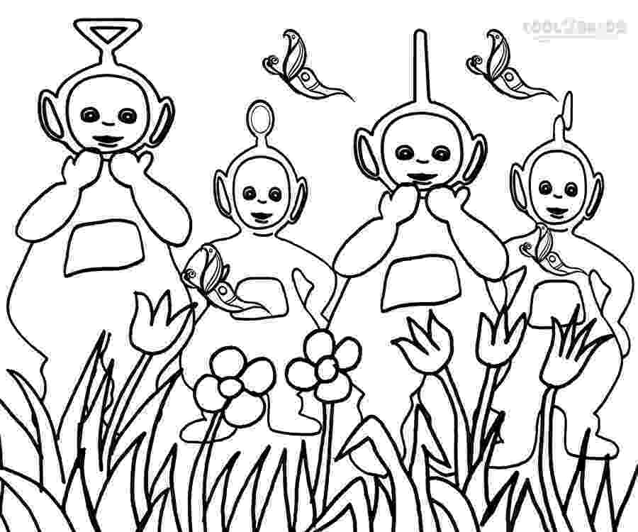 teletubbies colouring pictures to print printable teletubbies coloring pages for kids cool2bkids to pictures colouring teletubbies print