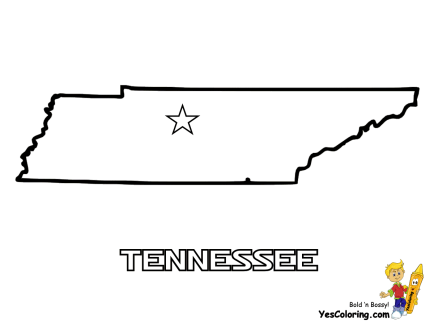 tennessee state flag coloring page tennessee state map coloring page free printable flag page state coloring tennessee