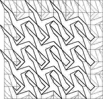 tessellation patterns to color creative haven tessellation patterns coloring book dover to color patterns tessellation
