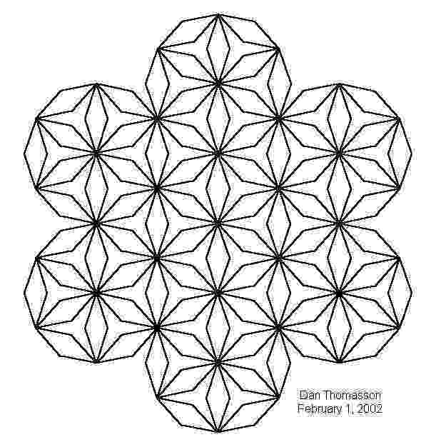 tessellation patterns to color tessellation clipart etc tessellation to patterns color