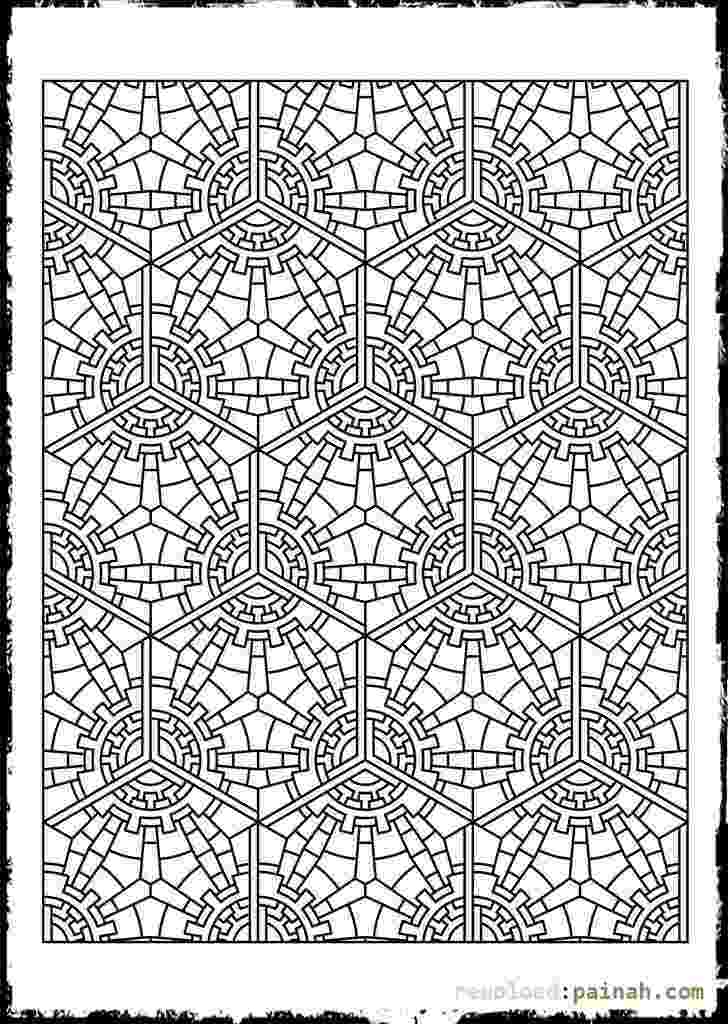 tessellation patterns to color tessellation clipart etc to patterns tessellation color