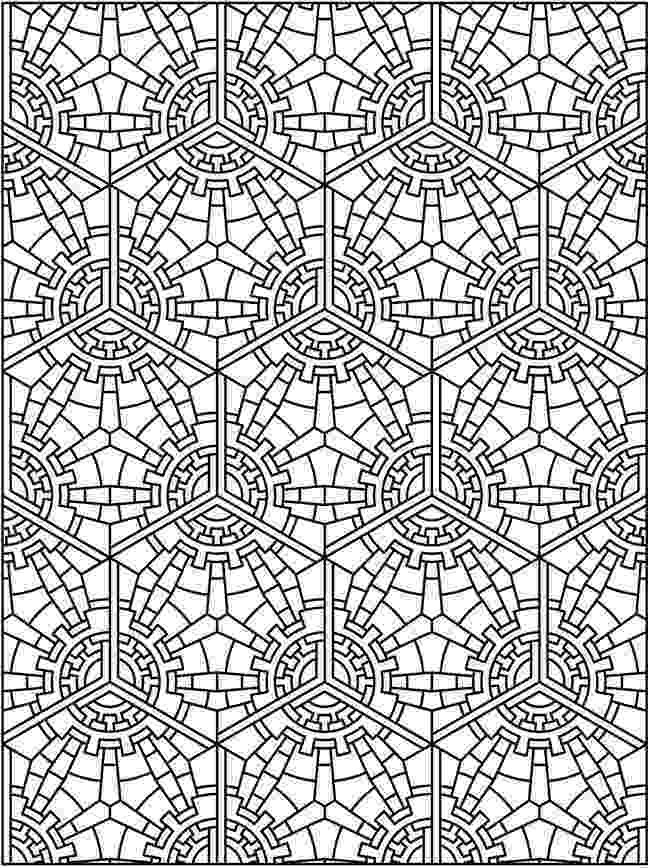 tessellation patterns to color tessellation patterns coloring pages coloring home to patterns tessellation color