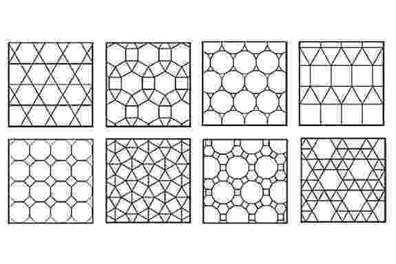 tessellation patterns to cut out gefilte quilt tessellations quilts from the sublime to cut tessellation to out patterns