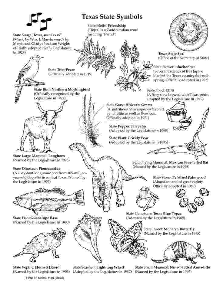 texas symbols printables texas fact sheet texas history pinterest the o39jays texas symbols printables