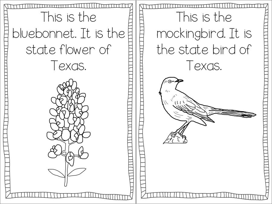 texas symbols printables texas symbols freebie teaching with haley o39connor texas symbols printables