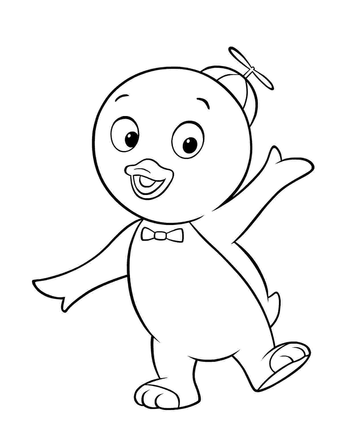 the backyardigans coloring pages free printable backyardigans coloring pages for kids pages backyardigans coloring the
