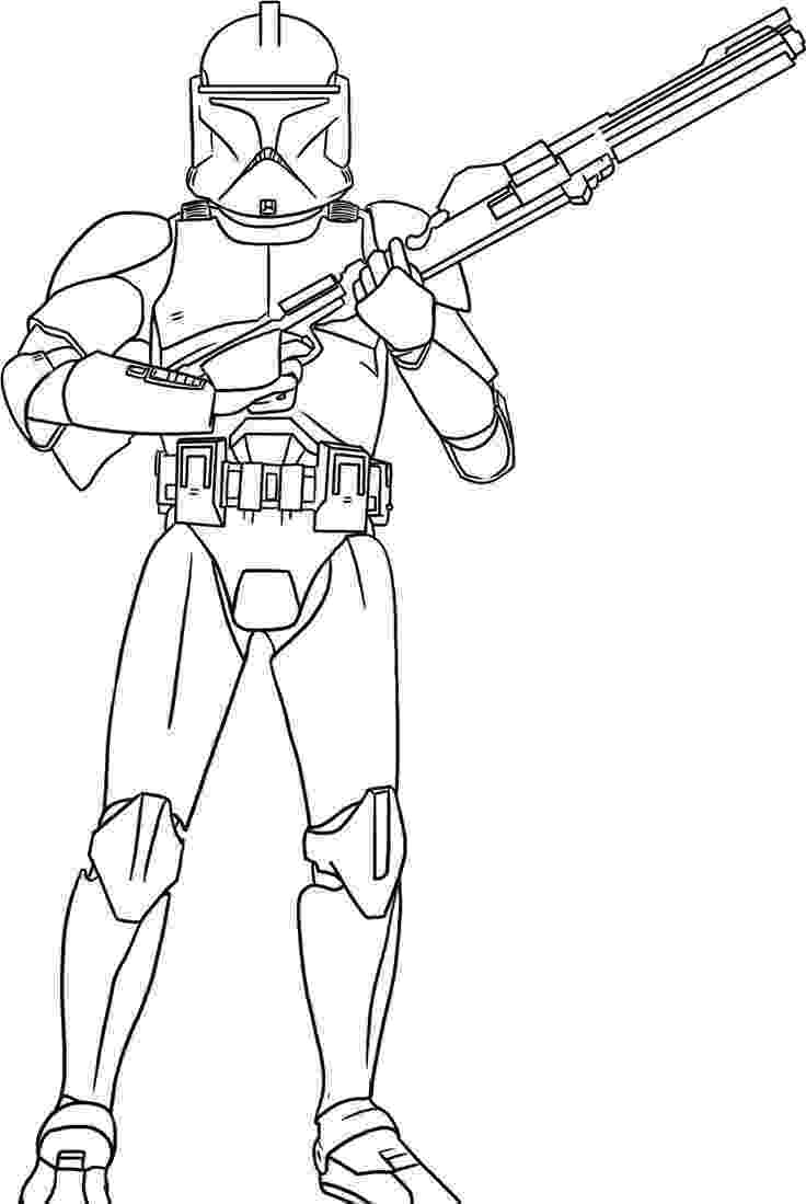 the clone wars coloring pages one of the soldiers star wars coloring pages coloring coloring wars pages the clone