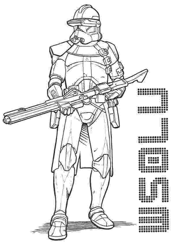 the clone wars coloring pages the clone trooper drawing in star wars coloring page coloring pages the wars clone
