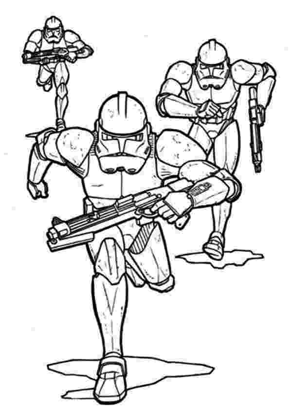the clone wars coloring pages the clone troopers pursuing in star wars coloring page the pages clone coloring wars