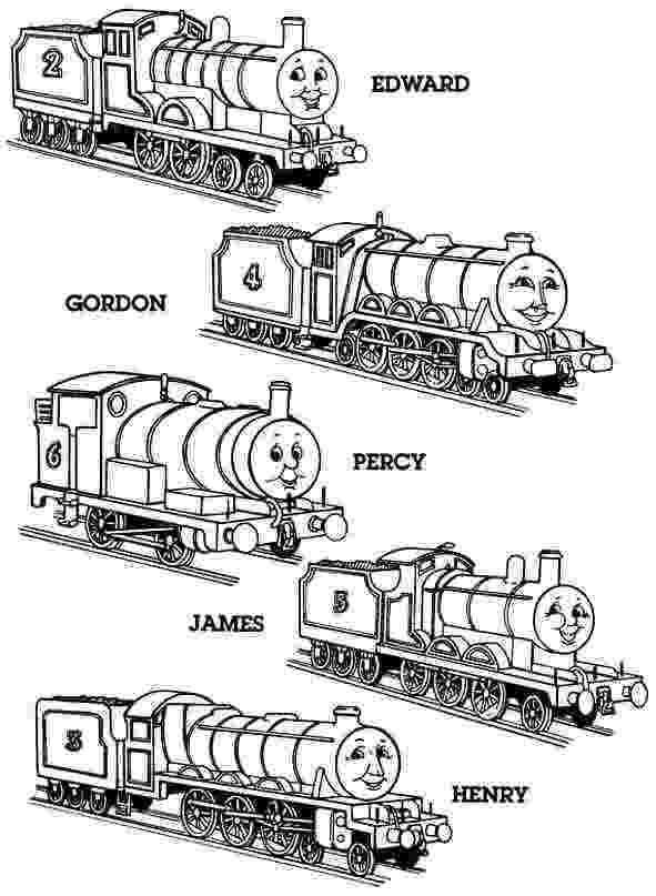 thomas and friends coloring pages thomas the train coloring page free printable coloring pages friends thomas pages coloring and