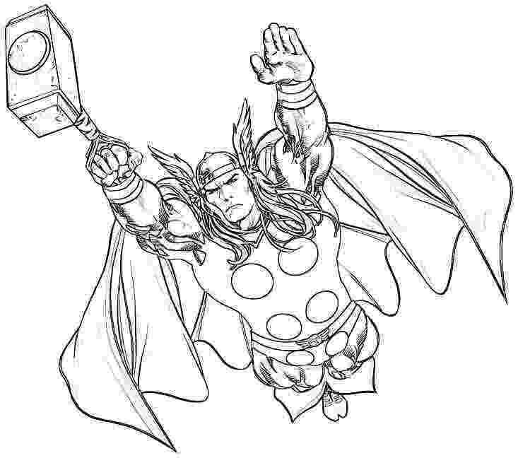 thor coloring sheet how to draw thor thor ragnarok drawing tutorial draw sheet thor coloring
