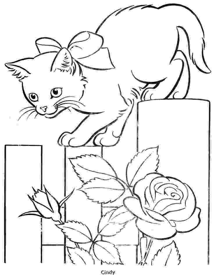 three little kittens coloring pages the three little kittens coloring books vintage 1 little kittens coloring pages three