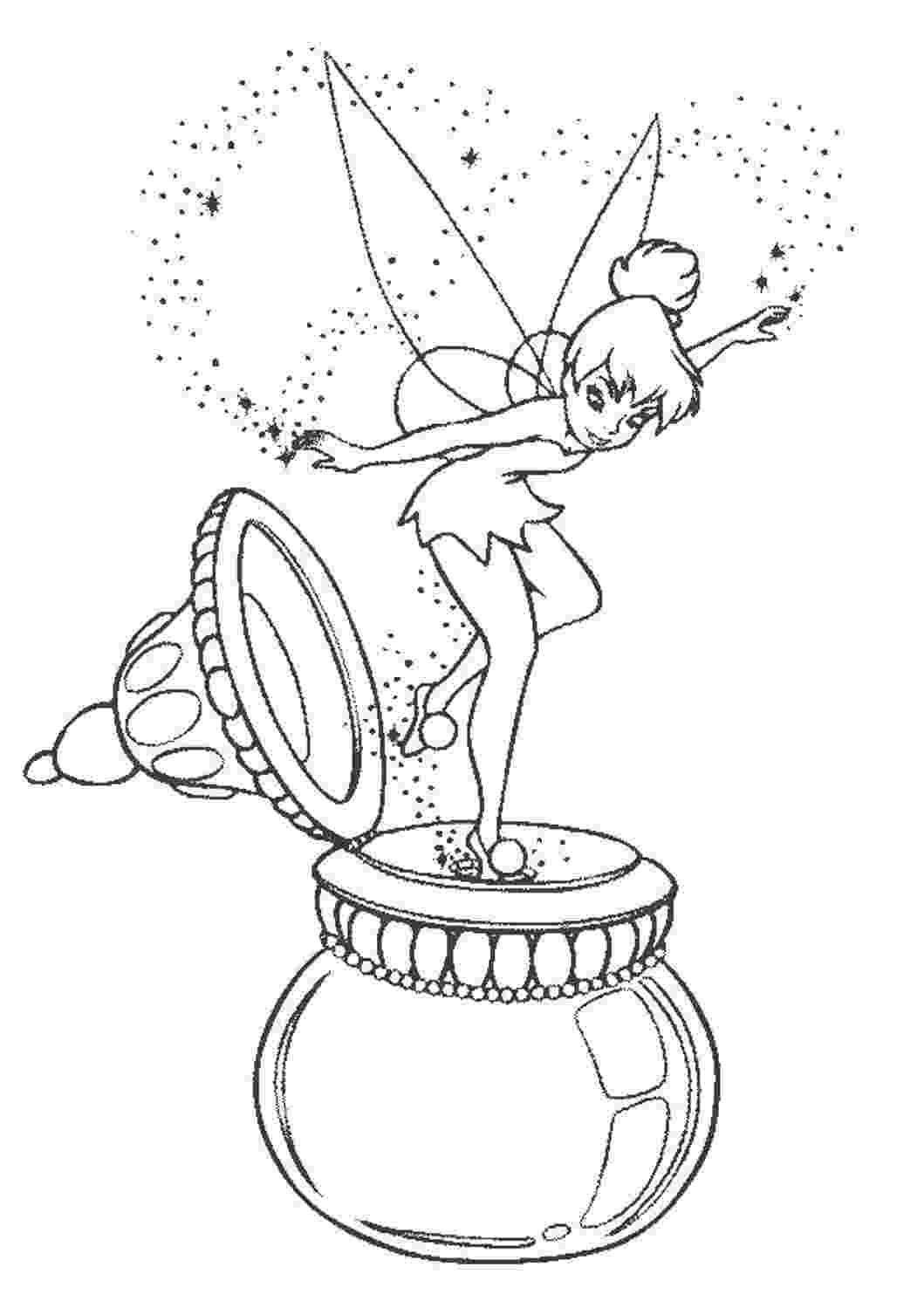 tinker bell coloring pages coloring pages tinkerbell coloring pages and clip art bell coloring pages tinker