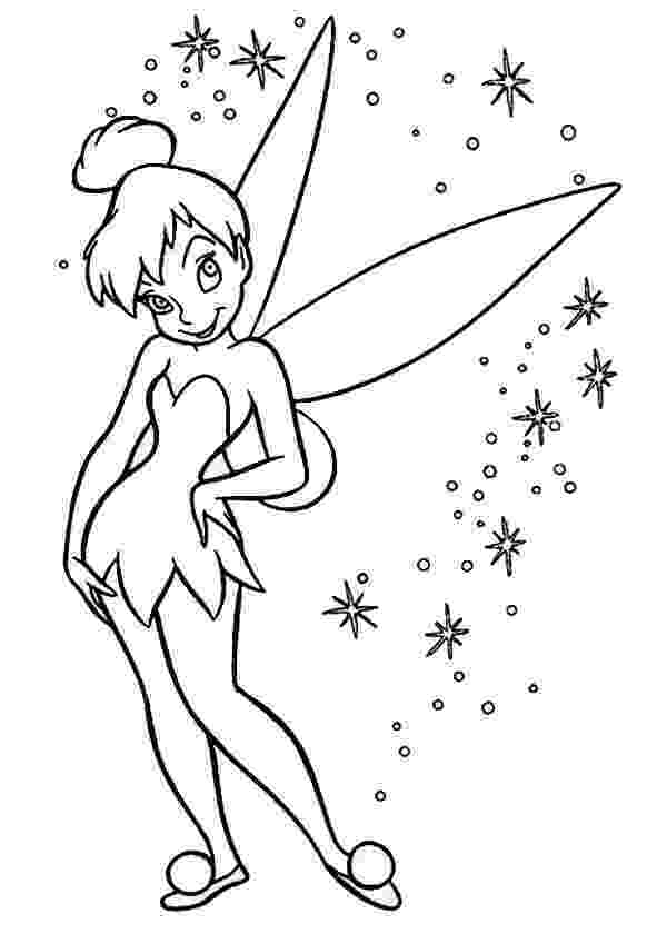 tinker bell coloring pages tinker bell coloring pages to download and print for free pages bell coloring tinker