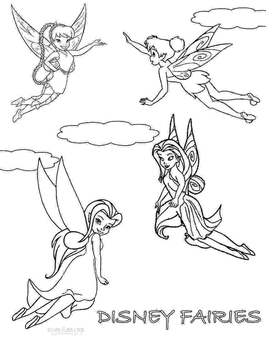 tinkerbell fairy coloring pages disney fairies coloring pages 2 disneyclipscom fairy pages coloring tinkerbell