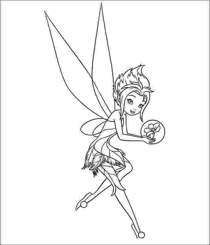 tinkerbell fairy coloring pages disney fairy silvermist coloring pages download and print tinkerbell fairy coloring pages