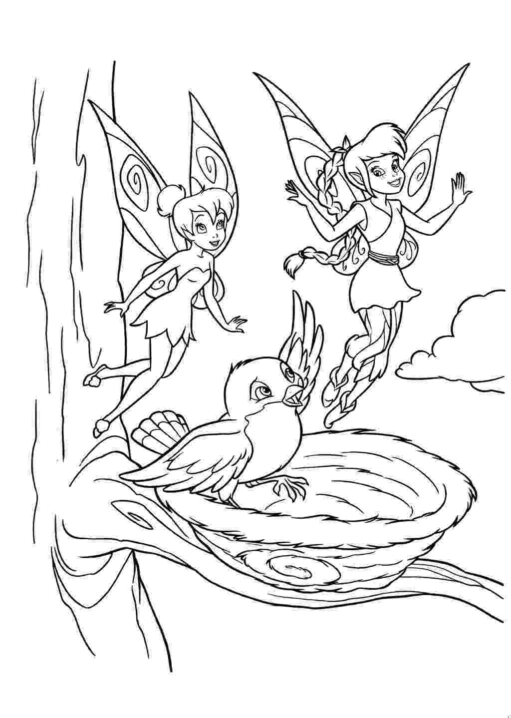 tinkerbell fairy coloring pages tinkerbell coloring pages team colors fairy coloring pages tinkerbell