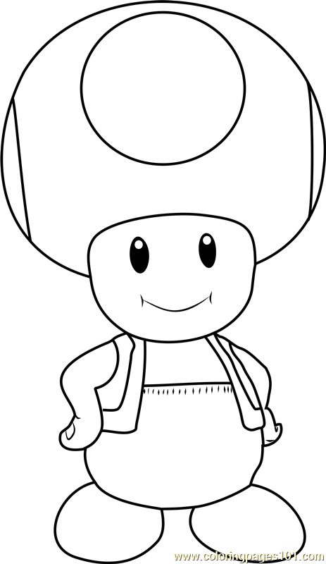 toad coloring pages free printable toad coloring pages for kids pages coloring toad