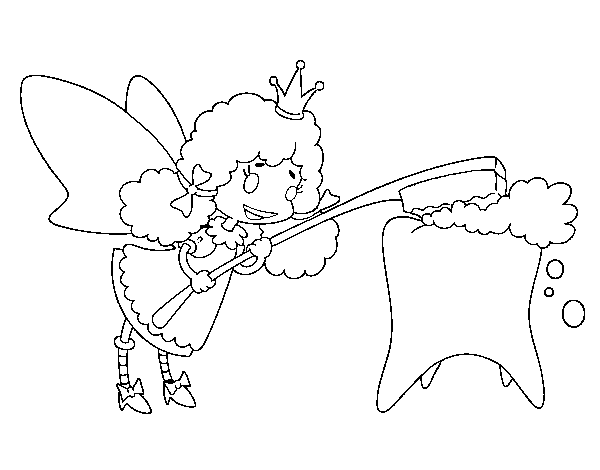 tooth fairy pictures to color tooth fairy coloring pages getcoloringpagescom to pictures tooth color fairy